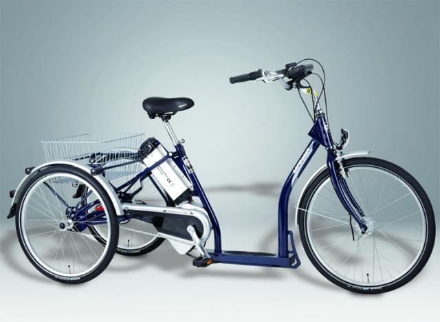 Tricycle MERANO 2