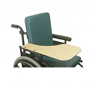 tablette bois + fauteuil