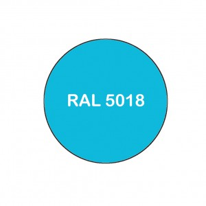 RAL5018