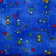 998 535 Coton bleu