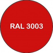 RAL 3003 Rouge