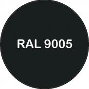 RAL 9005 Noir