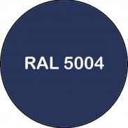 RAL 5004 Bleu nuit
