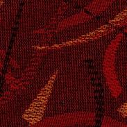 998 951 Coton rouge/orangé