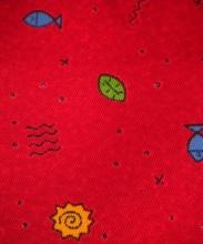 998 943 Coton rouge