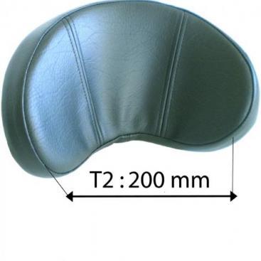 Appui-tête forme moulée T2