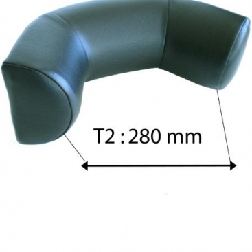 Appui-tête avec maintien de la nuque T2