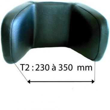 Appui-tête maintien latéral T2